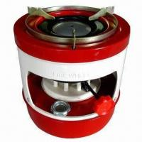 Camping Stove with 10 Wicks Enamel Covering Manufactures