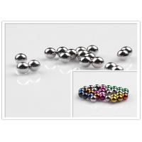 Small Pieces Neodymium ball Magnets for Wind Turbine with competitive price Manufactures
