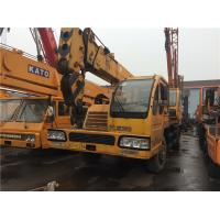 2009 Year China Made Hyddaulic Truck Crane Used XCMG Crane 12 Ton QY12 With Cheap Cost Manufactures