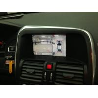 Quality 4 Wide View Angles Car Rearview Camera System , Seamless 360 Degree Bird View Parking System for sale