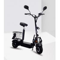 EEC Folding Electric Scooters For Adults Street Legal Use Mobility Scooters 800Watts 36V 40KM/H Manufactures