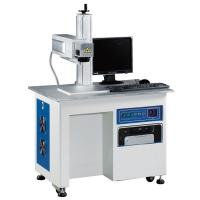 10W / 15W UV Laser Marking Machine For Packaging Materials Bottle Surfaces Manufactures
