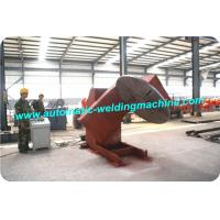 Head And Tail Stock Lifting Pipe Welding Positioner of Automatic Type made in China