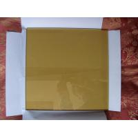 7mm 10mm Bronze Flat Float Glass Sinoy , Decorative Reflective Floated Glass Manufactures
