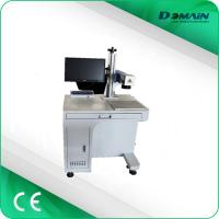 Compact 50w 100w Industrial Laser Marking Machine For Electronic Components Manufactures