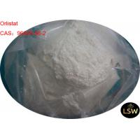 CAS 96829-58-2 White Crystalline 99.51% Purity Powder Orlistat For Wight Loss Manufactures
