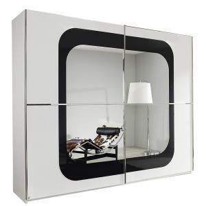mdf wardrobe, acrylic wardrobe door, modern closet Manufactures
