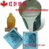China Silicone rubber for poly resin mold making on sale