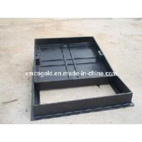 Nodular Cast Iron Peviform Manhole Covers Manufactures