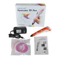 Professional GEN1 colorful novelty Creo Pop 3D Pen kids OEM / ODM Manufactures