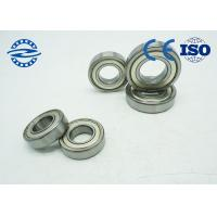 Double Sealed Ball Bearings 6004ZZ 20mm × 42mm × 12mm V Groove Bearings Manufactures