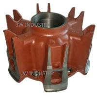 Spider hub small style for American Trailer Ductile iron casting sand casting parts Manufactures