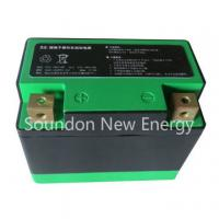 20C Electric Motorycle Starter Lifepo4 Lithium Battery 12V 7Ah 120×64×105 mm Size Manufactures