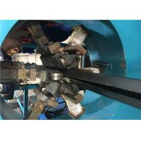 Buy cheap Automatic Symmetrical Light Pole Production Line , High Speed Pole Jointing from wholesalers
