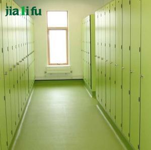 China fireproof athletic 3 door foot locker manufacturer on sale