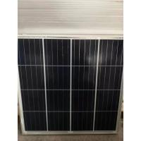 Roof Polycrystalline Solar Panel / Mono Solar Module Anodized Aluminilum Frame Manufactures