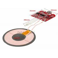 Quality Multifunctional Qi Wireless Charging Module PCBA With Coil For Mobile Phone for sale