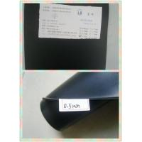 HDPE geomembrane 0.5mm Manufactures