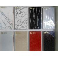 Glossy Acrylic MDF Board4*8ft for Kitchen Cabinet Door Manufactures