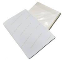 China White Washable 210X297mm Laser Transfer Paper on sale