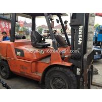 Used Nissan Forklift 4t Manufactures
