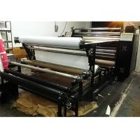 Automatic Roller Heat Transfer Machine , Rotary Heat Transfer Machine Manufactures
