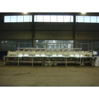 12 Heads High Speed Flat Computerized Embroidery Machine With USB Port Manufactures