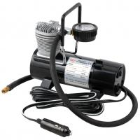 Cars Single Cylinder Air Compressor Pump With Guage And Bag Strong Inflation Manufactures