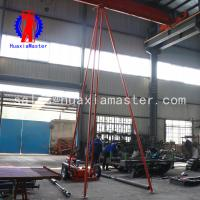 China SH30-2A Exploration Drilling Rig core drilling rig machine for sale on sale