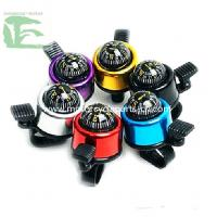 Bicycle Aluminum Compass Bell , Electric Powered Bicycle BHORN  in Black Manufactures