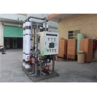 China Self-motion Deionized Membrane Filtration Water Treatment For Ultrapure Water Chemical Free on sale