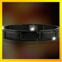 China fast delivery high fashion stainless steel bracelet for men on sale