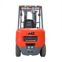 China 5000kg Load Capacity Diesel Powered Forklift AC Motor With ISUZU Engine on sale