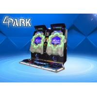China Entertainment Music Game Machine Coin Operated Dance Cube Game Console on sale