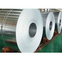 BA Finish 304 Stainless Steel Coil / Strips 0.1 - 2.0mm Coil Thickness Manufactures