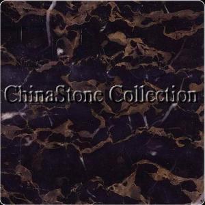 black-golden flower granite Manufactures