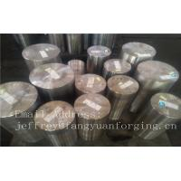 ASTM A276-96 Marine Heavy Steel Forgings Rings Forged Sleeve Stainless Steel Bars Manufactures