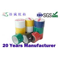 China Polyvinyl Chloride PVC high temperature insulation tape for wire wrapping / bonding on sale