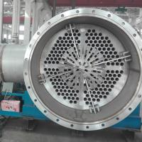 Stainless Steel Industrial Oil Coolers Heat Exchangers Evaporative Condenser Manufactures