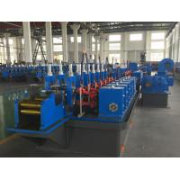 High speed 8-32mm HF Welding Pipe Round Square Tube Making Machine  Flying Cut system Watter Cooling Manufactures