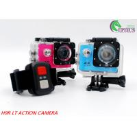 1080p 60fps Underwater Action Camera,  2.4G H9RLT 4k Ultra Hd Action Camera Manufactures