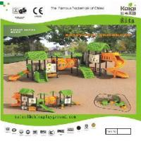 New Design Forest Series Outdoor Playground (KQ9133A) Manufactures