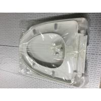 Old - Fashioned Toilet Bowl Seat Cover , Toilet Commode Cover Flushable Manufactures