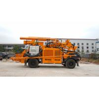 15.6T Concrete Sprayer With Robot Arm Elelctric Motor Power Wireless Operation Manufactures