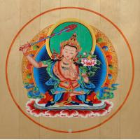 China Religious Painting, Religious Decorative Paintings, Thangga, Religious Wall Painting, Religion Painting on sale