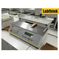 Computer Controlled Coefficient of Friction Testing Equipment For Plastic Films MXD-02 Manufactures
