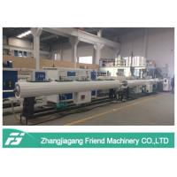 Low Density Polyethylene LDPE Plastic Pipe Machine With CE / SGS / UV Certificate Manufactures