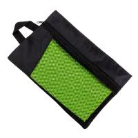 China Sun Shine Quick dry and sand free microfiber Sport and Beach Towel In Mesh Bag on sale