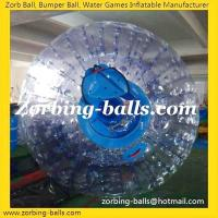 China Human Sized Hamster Ball, Inflatable Zorb Ball, Human Ball on sale