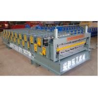 China 840-910 Double Layer Tiles Making Machine / Building Material Machinery on sale